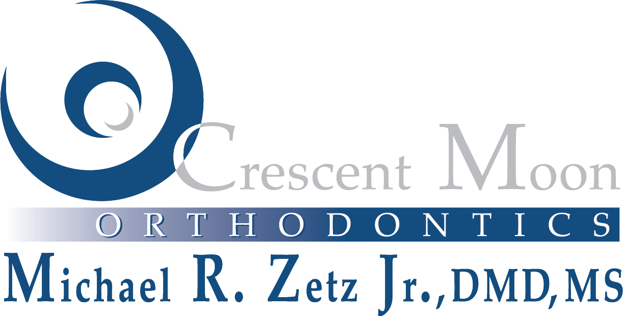 Crescent Moon Orthodontics Logo